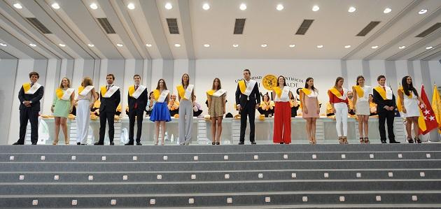 Comillas clausuró el curso 2013-14