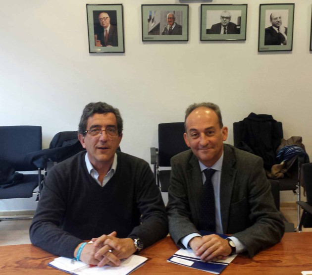 Director de INEA y rector de la Universidad de Loyola Andalucía