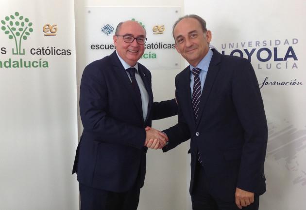 Acuerdo ECA Loyola