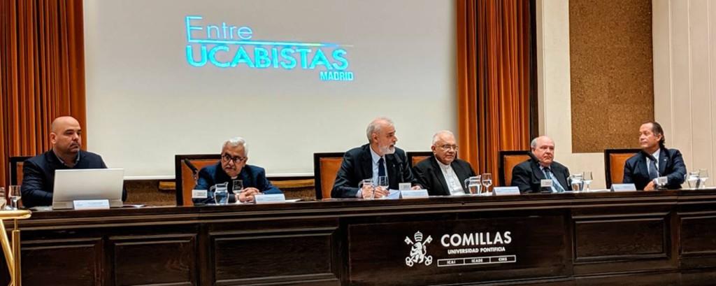entre ucabistas madrid comillas ucab venezuela unijes